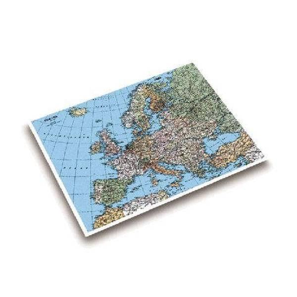 LÄUFER Schreibunterlage Europakarte 45347 Son 40x53 cm