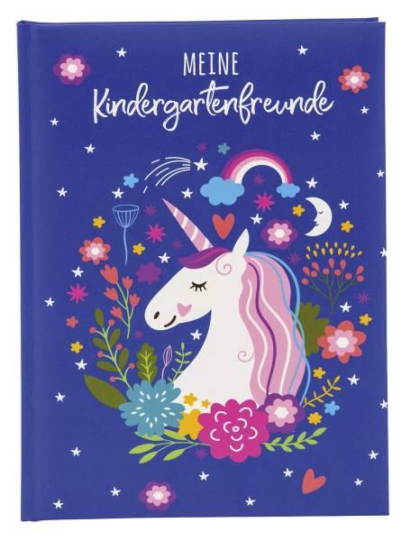 GOLDBUCH Freundebuch A5 Einhornglück 43 268