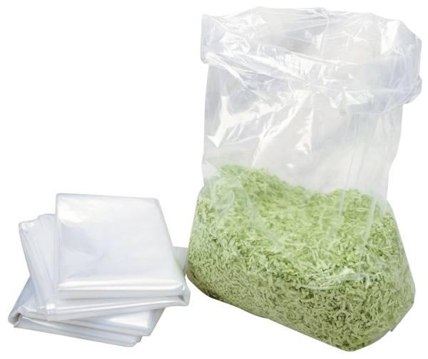 Plastikbeutel PE Seitenfaltensack 100 St für B22, B24, 104 3, 105 3, 108 2