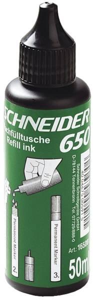 SCHNEIDER Nachfülltinte 650 grün SN165004