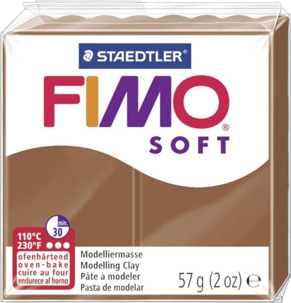 Modelliermasse soft 56 g, caramel®