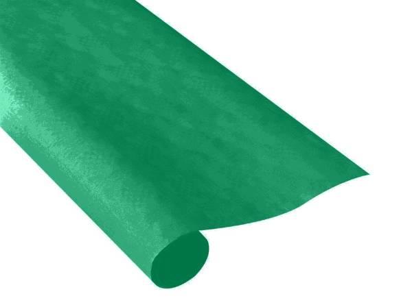 WEROLA Tischtuchrolle 100cmx10m dunkelgrün 202160 Damast Papier