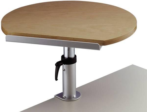 Ergonomisches Tischpult, Tragkraft 30 kg, Platte aus Holz