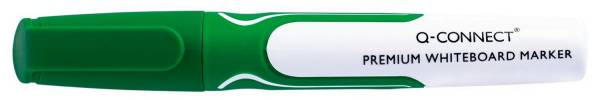 Q-CONNECT Whiteboardmarker 3mm grün KF26112 Rundspitze