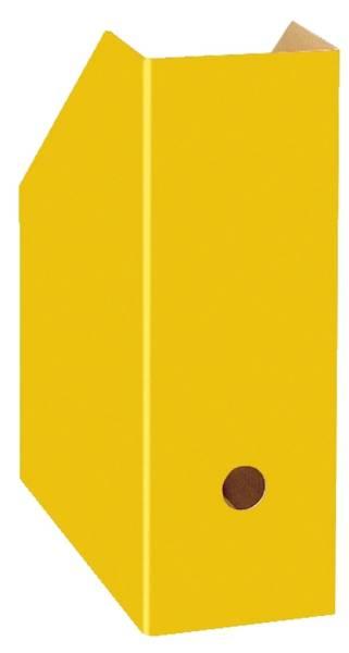 LANDRE Stehsammler A4 uni breit gelb 100420028 350000009