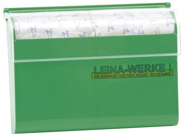 LEINA-WERKE Pflaster Spender grün 76002