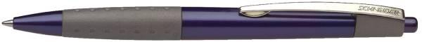 Druckkugelschreiber Loox M, blau (dokumentenecht)