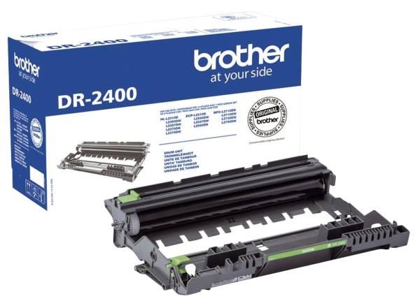 BROTHER Trommeleinheit schwarz DR2400