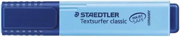 STAEDTLER Textmarker Textsurfer blau 364-3 nachfüllbar