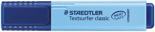 Textmarker Textsurfer classic, nachfüllbar, blau®