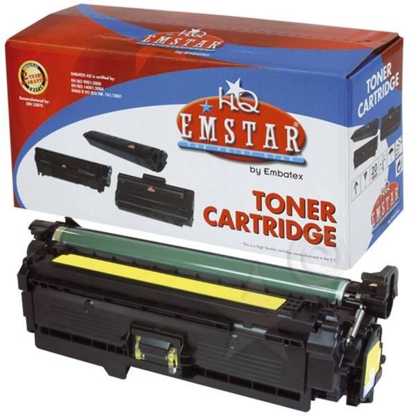 EMSTAR Lasertoner yellow H765 CE742A