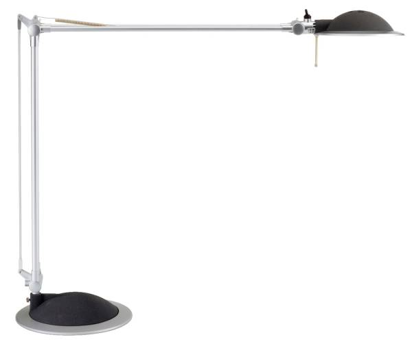 LED Tischleuchte Business silber