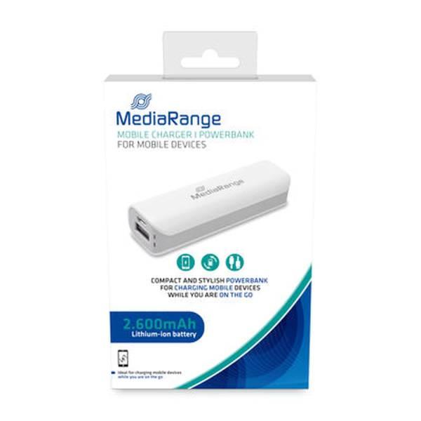 Mobile Charger | Powerbank 2 600 mAh