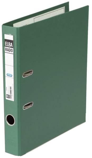 ELBA Ordner PVC 5cm grün 100022621 10494GN