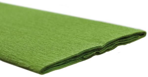 Krepppapier 50 x 250 cm gelbgrün