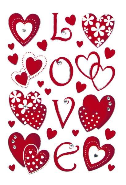 6287 Sticker MAGIC Love, Jewel