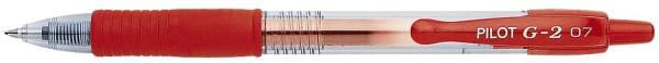 Gelschreiber G2 7 0,4 mm, rot