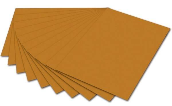 Fotokarton 50 x 70 cm, terracotta