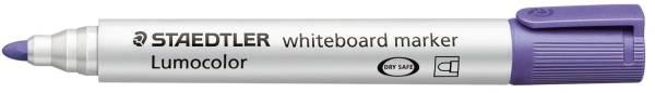 STAEDTLER Whiteboardmarker Lumocolor violett 351-6 Rundsp.2mm