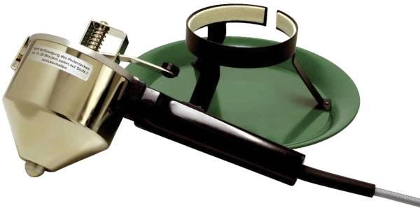 Elektro Schnellsiegler schwarz metall