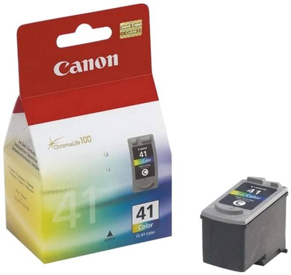 CANON Inkjetpatrone CL-41 3-färbig 0617B001 12ml