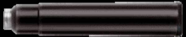 FABER CASTELL Tintenpatronen 6ST schwarz 185507