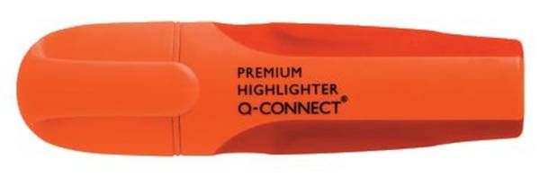 Q-CONNECT Textmarker Premium 2-5mm orange KF16039