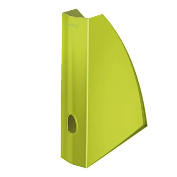 LEITZ Stehsammler A4 WOW grün metall 5277-10-64