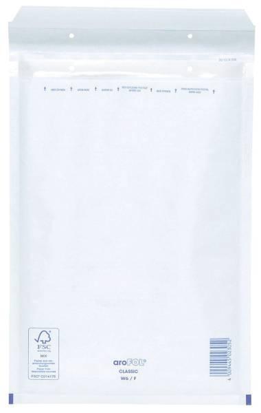 AROFOL Luftpolstertasche 100ST 240x350 weiß 6/F 2FVAF000106