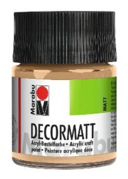 Decormatt Acryl, Hautfarbe 029, 50 ml