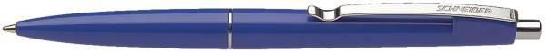 Kugelschreiber Office Druckmechanik, M, blau, Farbe des Schaftes: blau