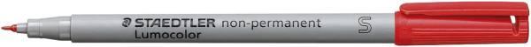 Feinschreiber Universalstift Lumocolor non permanent, S, rot®
