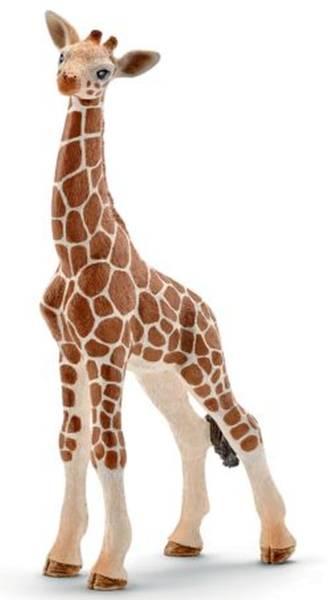 SCHLEICH Spielzeugfigur Giraffenbaby 14751