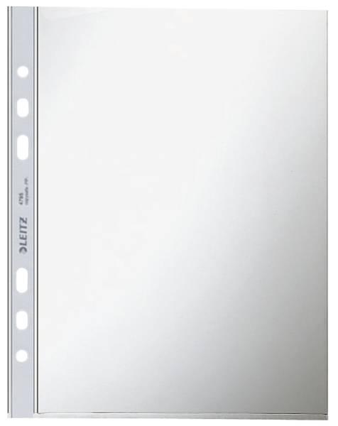 4795 Prospekthülle Standard, A5, PP, genarbt, 0,08 mm, dokumentenecht, farblos, 100 Stück