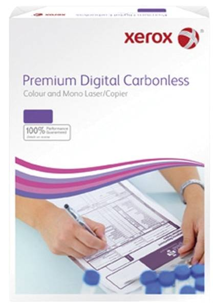 Digital Selbstdurchschreibepapier 4 fach, A4, weiß gelb rosa blau, 500 Blatt