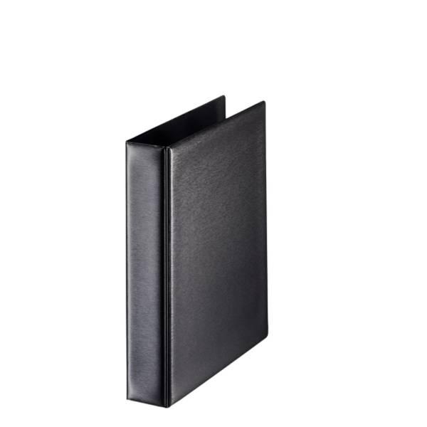 Ringbuch Softclick A5 schwarz