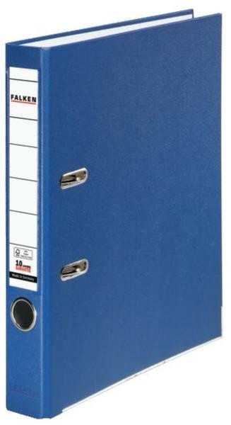 FALKEN Ordner S50 5cm blau 9984154 PP-Color