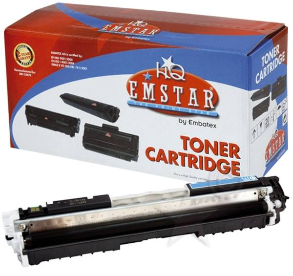 EMSTAR Lasertoner cyan H651 CE311A