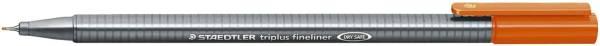 STAEDTLER Feinliner Triplus orange 334-4 0,3mm