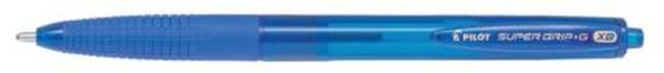 Druckkugelschreiber Super Grip G XB 0,6 mm, blau