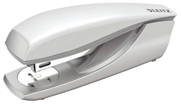 5562 Büroheftgerät NeXXt Style Metall, 30 Blatt, arktis weiß