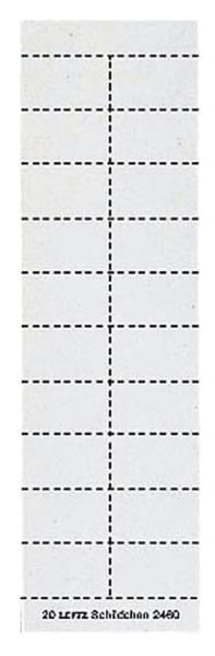 Schilder blanko weiß