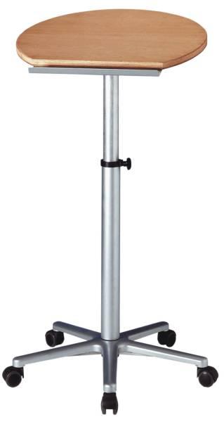 Ergonomisches Stehpult buche, 75 120 cm
