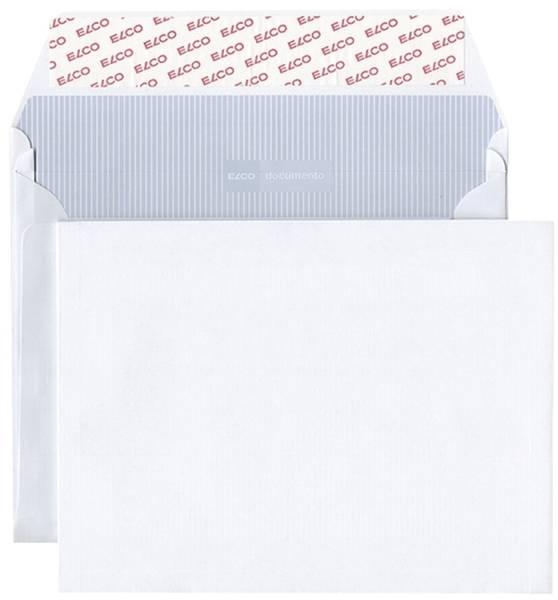 Versandtasche documento C5 plus 120g weiß Kraft Haftklebung