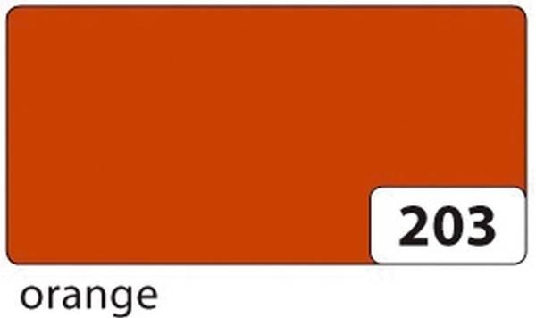 Plakatkarton 48 x 68 cm, orange