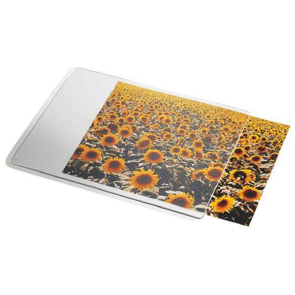 Mousepad Personal 240x190 weiß