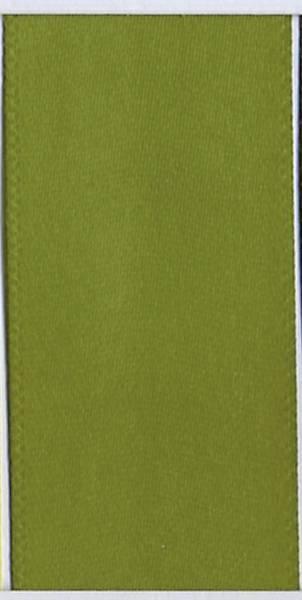 GOLDINA Doppelsatinband 3mmx50m grün 897203500050
