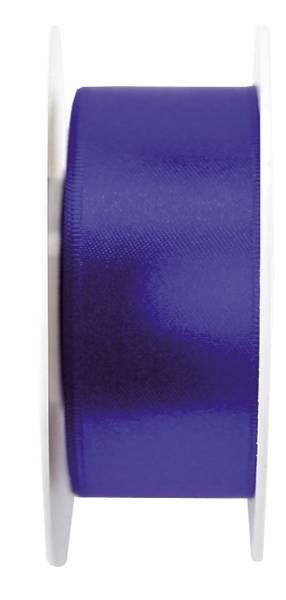 GOLDINA Doppelsatinband 40mmx25m ultramarin 8172040350025