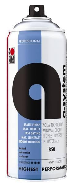 MARABU a-system Spray 400ml Mattlack 21200 018 850