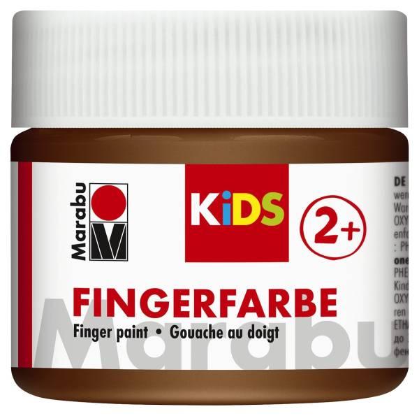 MARABU Fingerfarbe Kids braun 03030 050 285 100ml